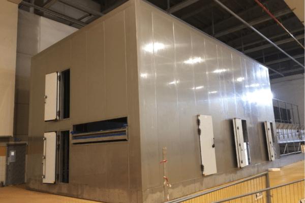 Welded enclosures - Innclose